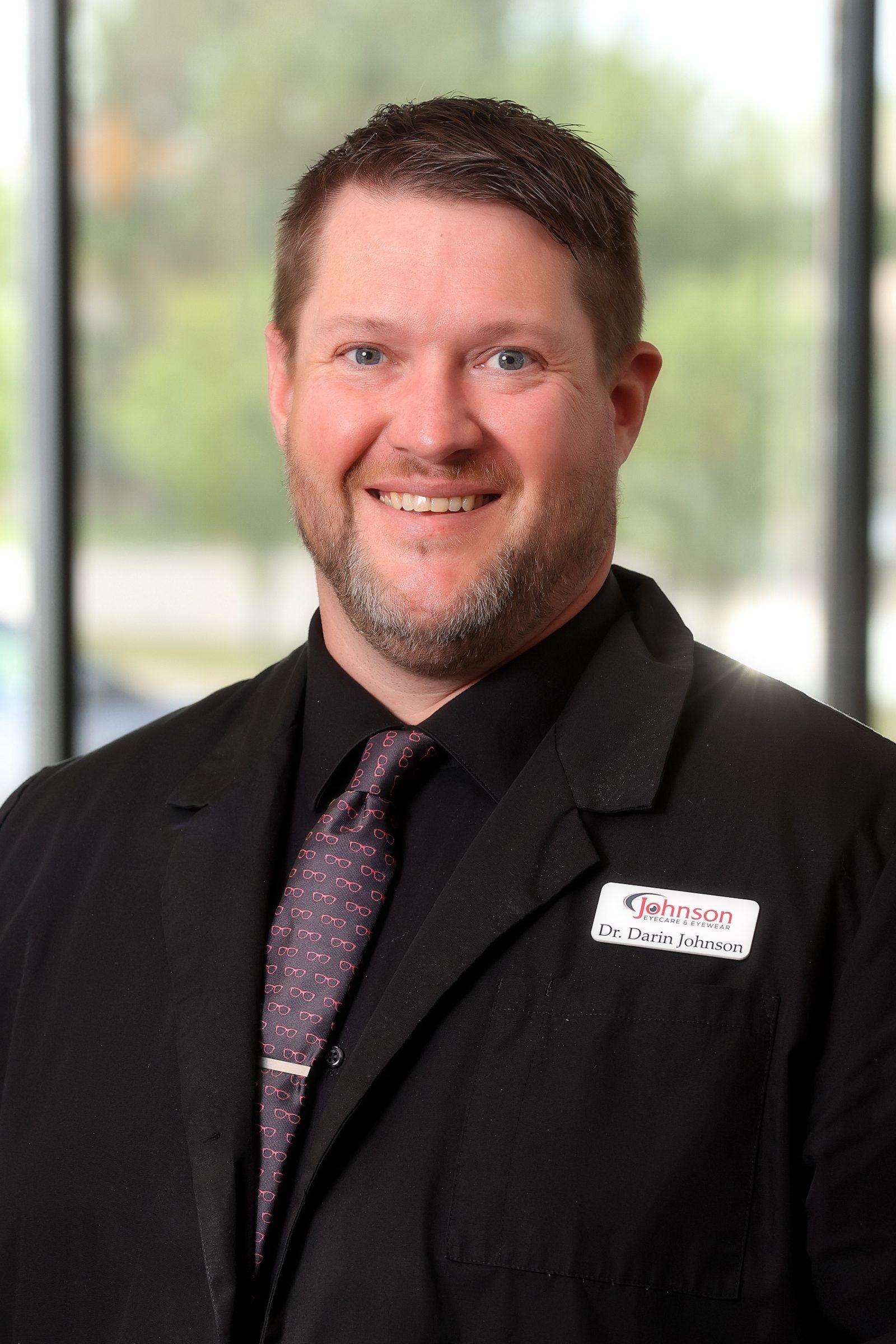 Dr. Darin Johnson